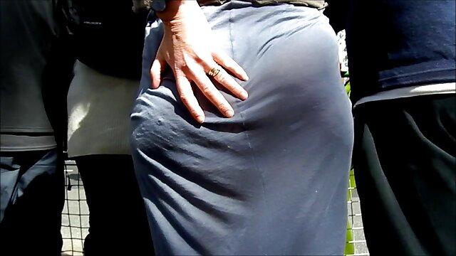 Padrastro follado en el culo de video de veteranas un hijo joven