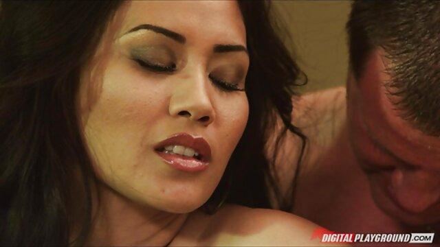 Doble penetracion interracial con maduras Porno