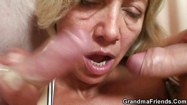 Hermoso anal con una videos xxx veteranas rubia
